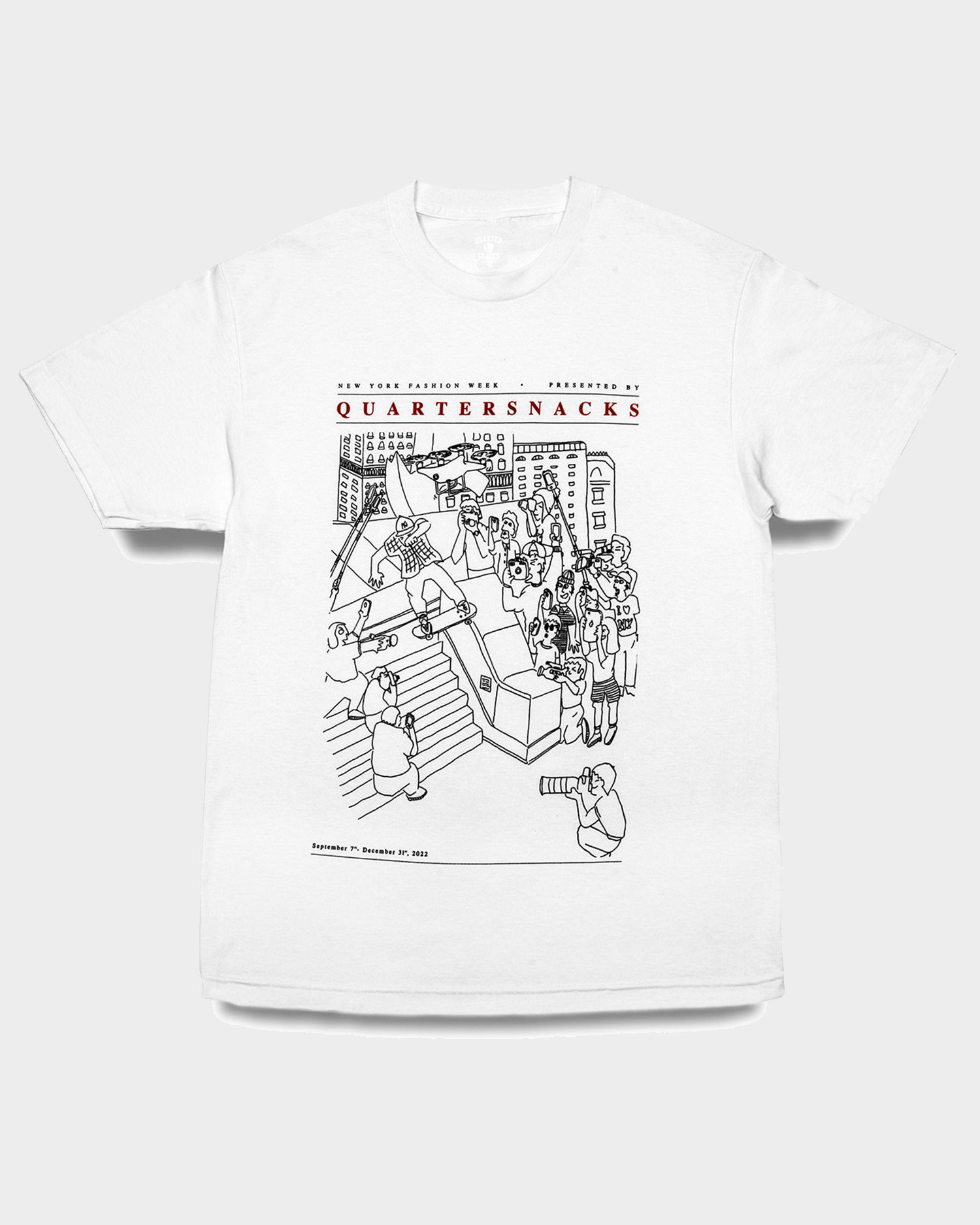 Quartersnacks Presented By Tee White
