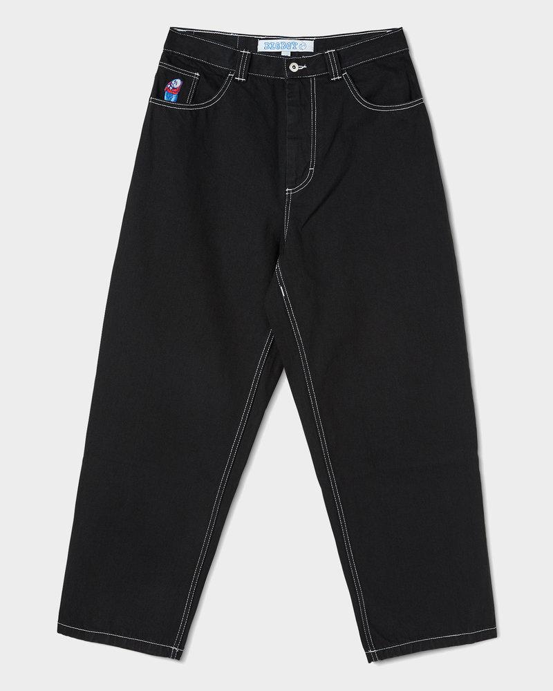 Polar Polar Big Boy Jeans Black