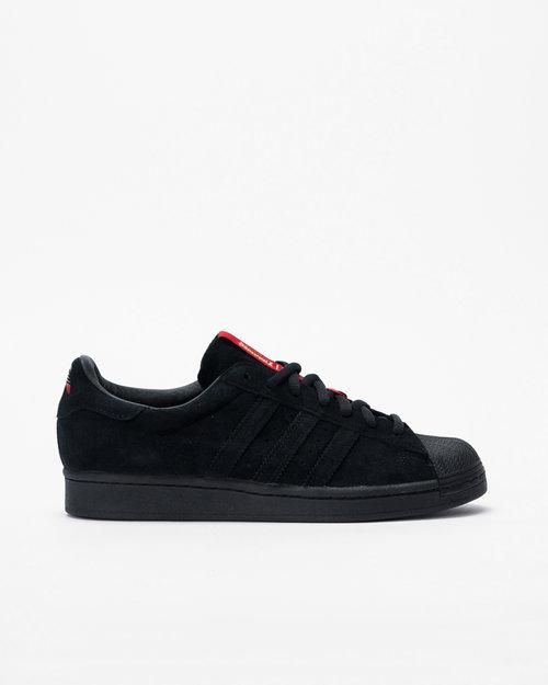Adidas Adidas superstar ADV X Thrasher Cblack/Scarl
