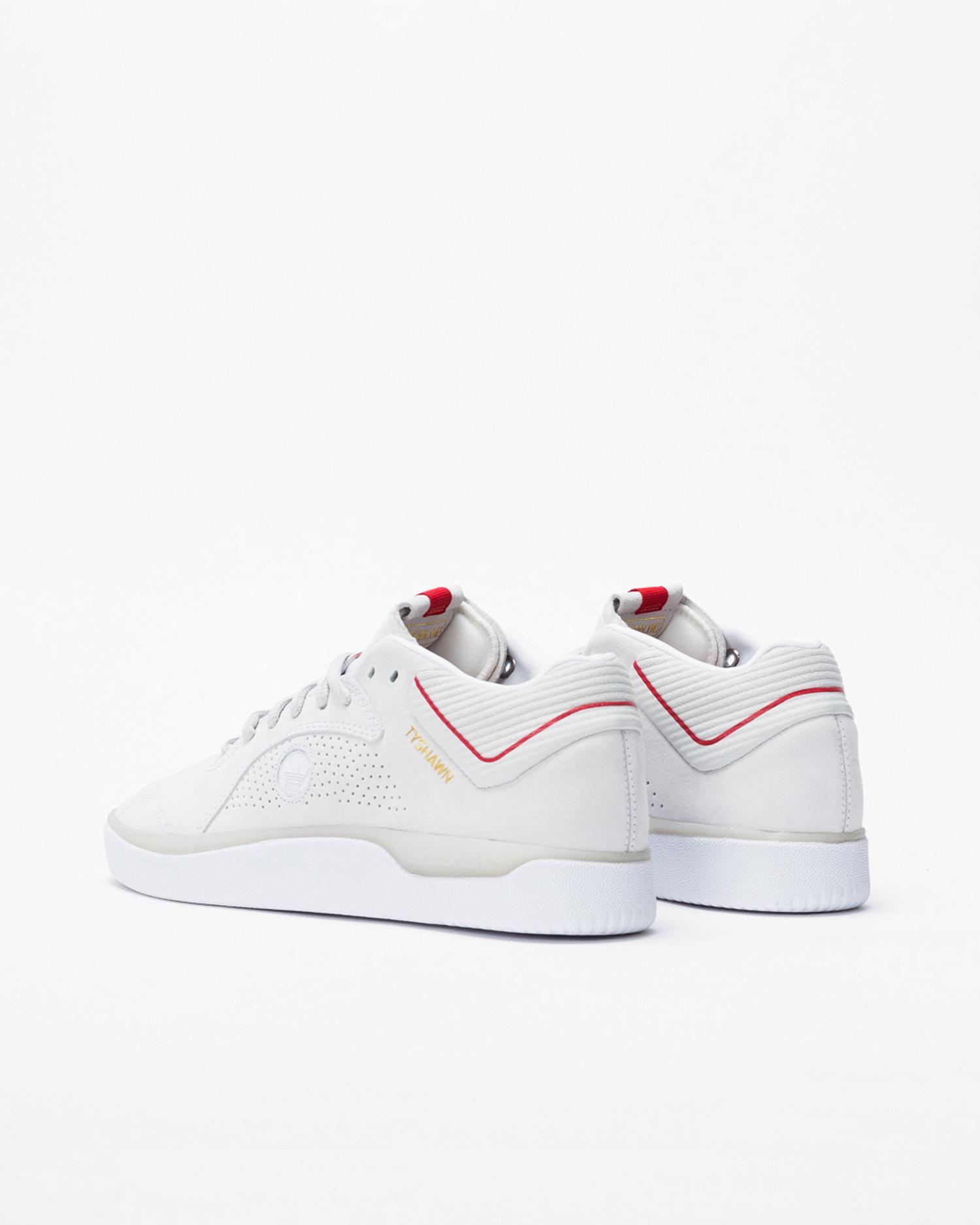 Adidas Tyshawn X Thrasher Frwwht/Scarl