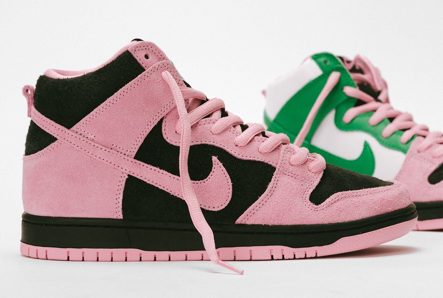 07.12.2020 - Nike SB Dunk High Pro Inverted Celtic