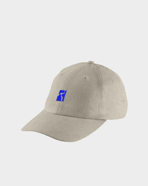 Poetic Collective Poetic Collective Cap Beige And Blue