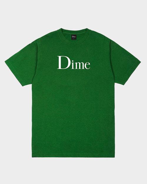 Dime Dime Classic Logo T-Shirt Ivy