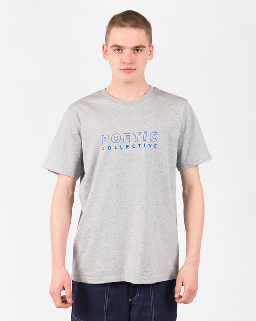 Poetic Collective Poetic Collective Sport T Heather