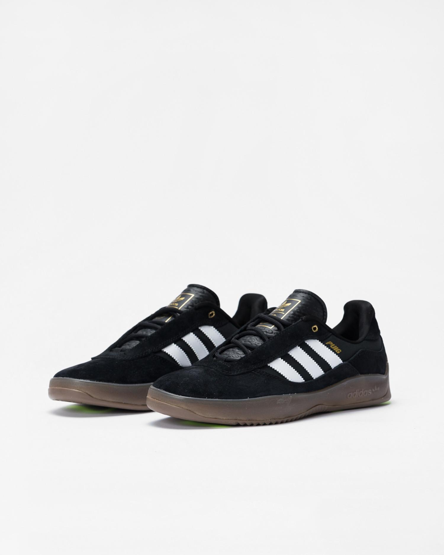 Adidas Puig Core Black/Signal Green/White