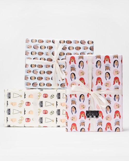 Lockwood Avenue Emballage cadeau premium