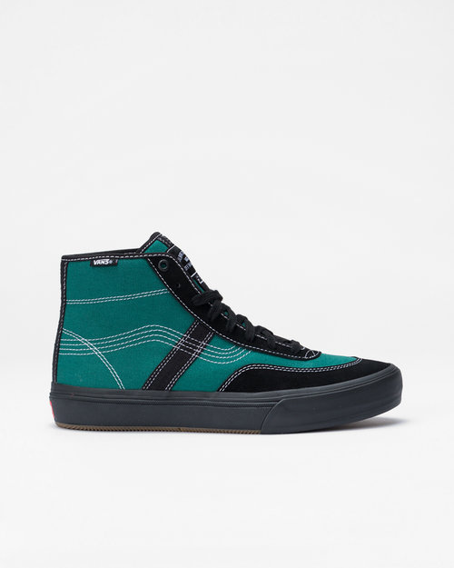 Vans Vans X Quasi Crockett High Pro LTD Antique Green
