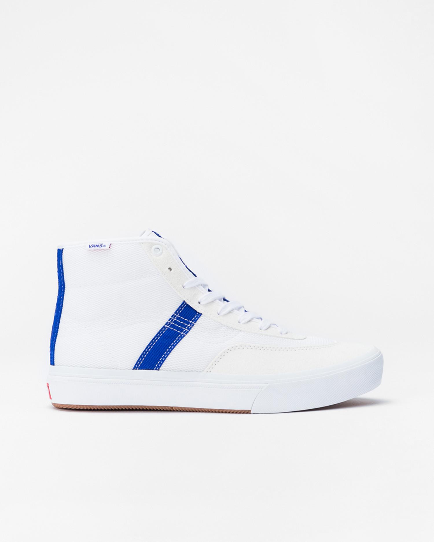 Vans X Quasi Crockett High Pro LTD Antique White