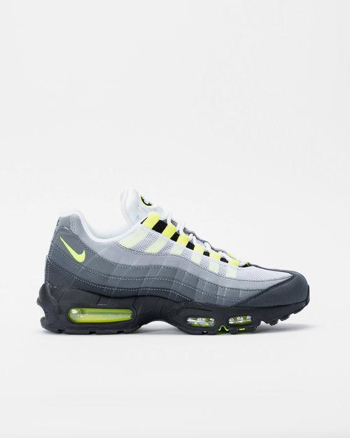 Nike Nike Air Max 95 OG Black/neon yellow-lt graphite
