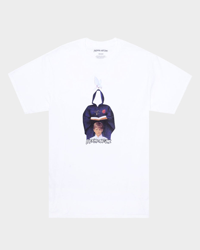 Fucking Awesome Fucking Awesome In The Name Tee White