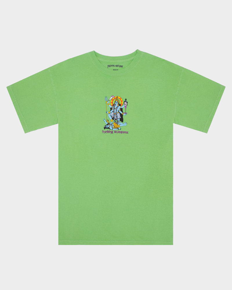 Fucking Awesome Fucking Awesome Redemption Tee Lime