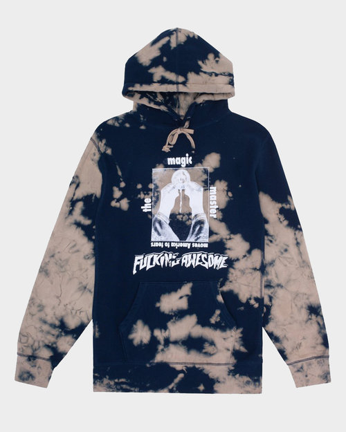 Fucking Awesome Fucking Awesome The Magic Master Hoodie Bomba Navy