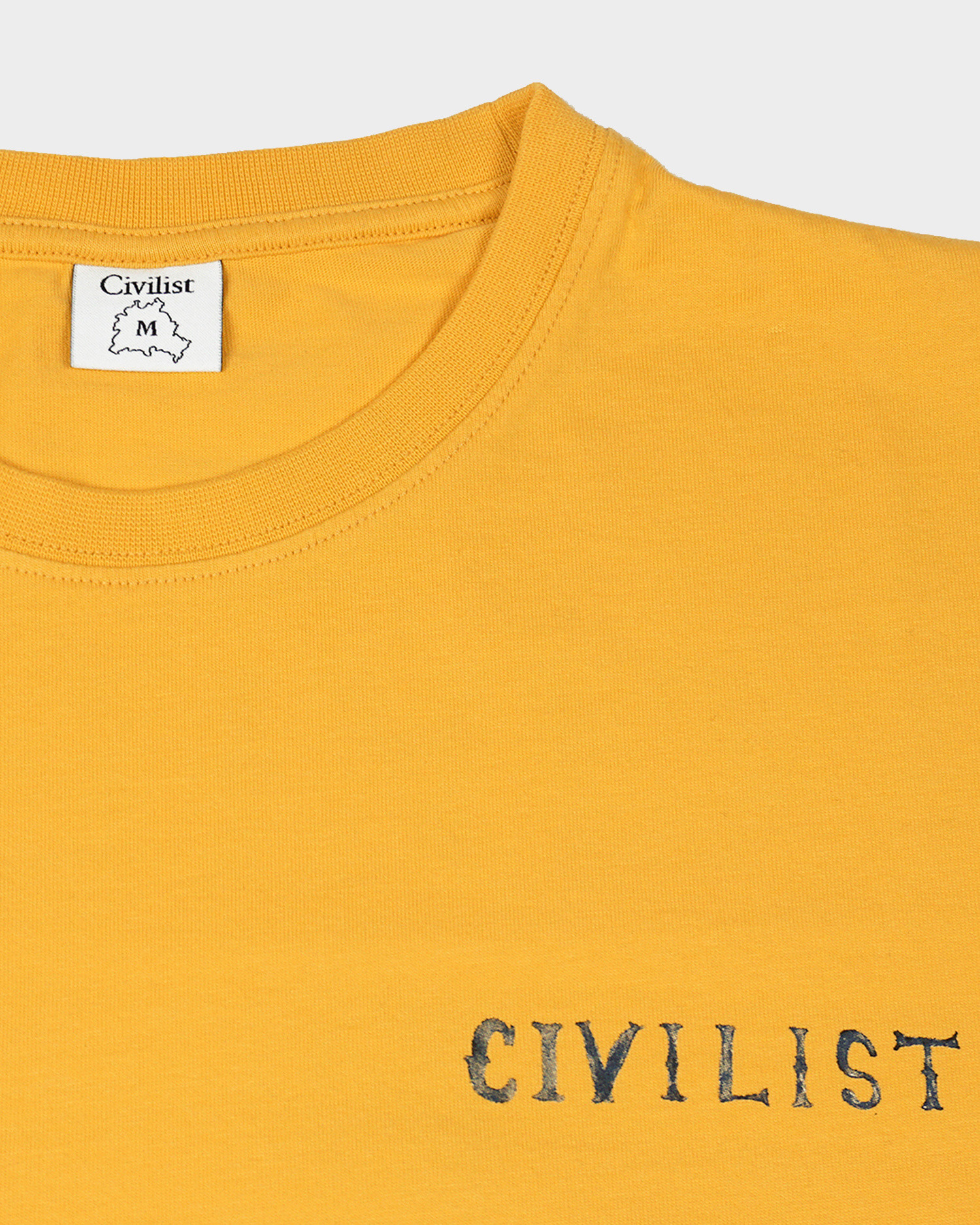 Civilist LSD Magician Tee Old Yellow