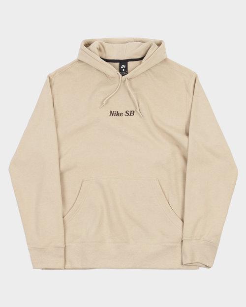 Nike Nike SB Hoodie Grain/Velvet Brown