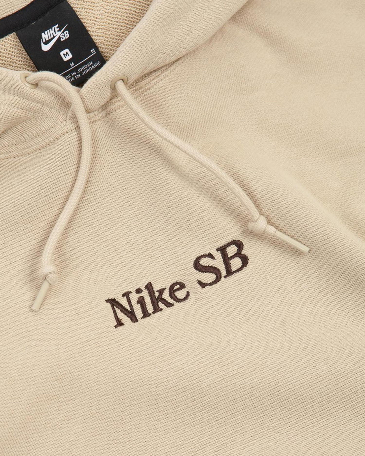 Nike SB Hoodie Grain/Velvet Brown