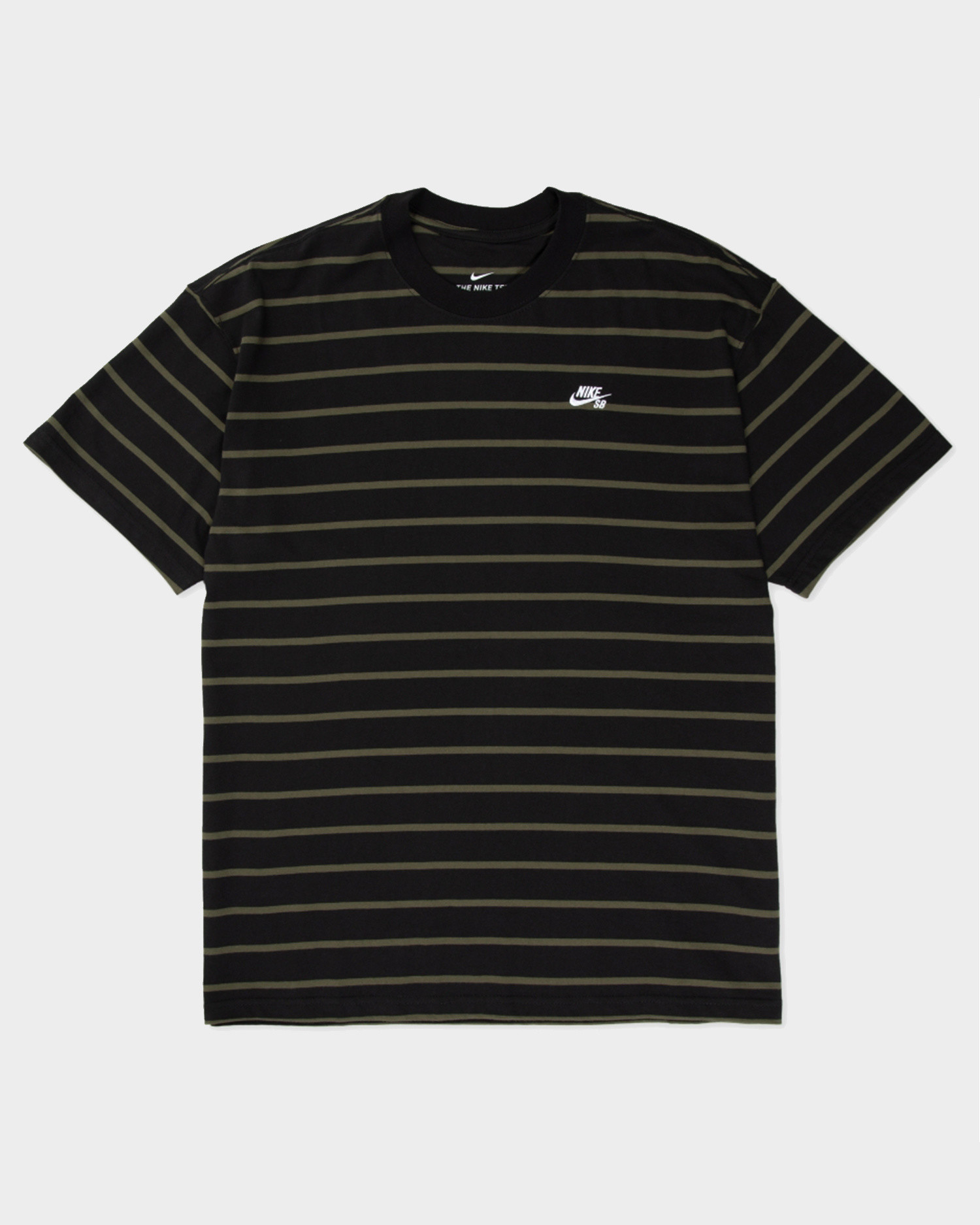 Nike Sb T Black/Cargo Khaki