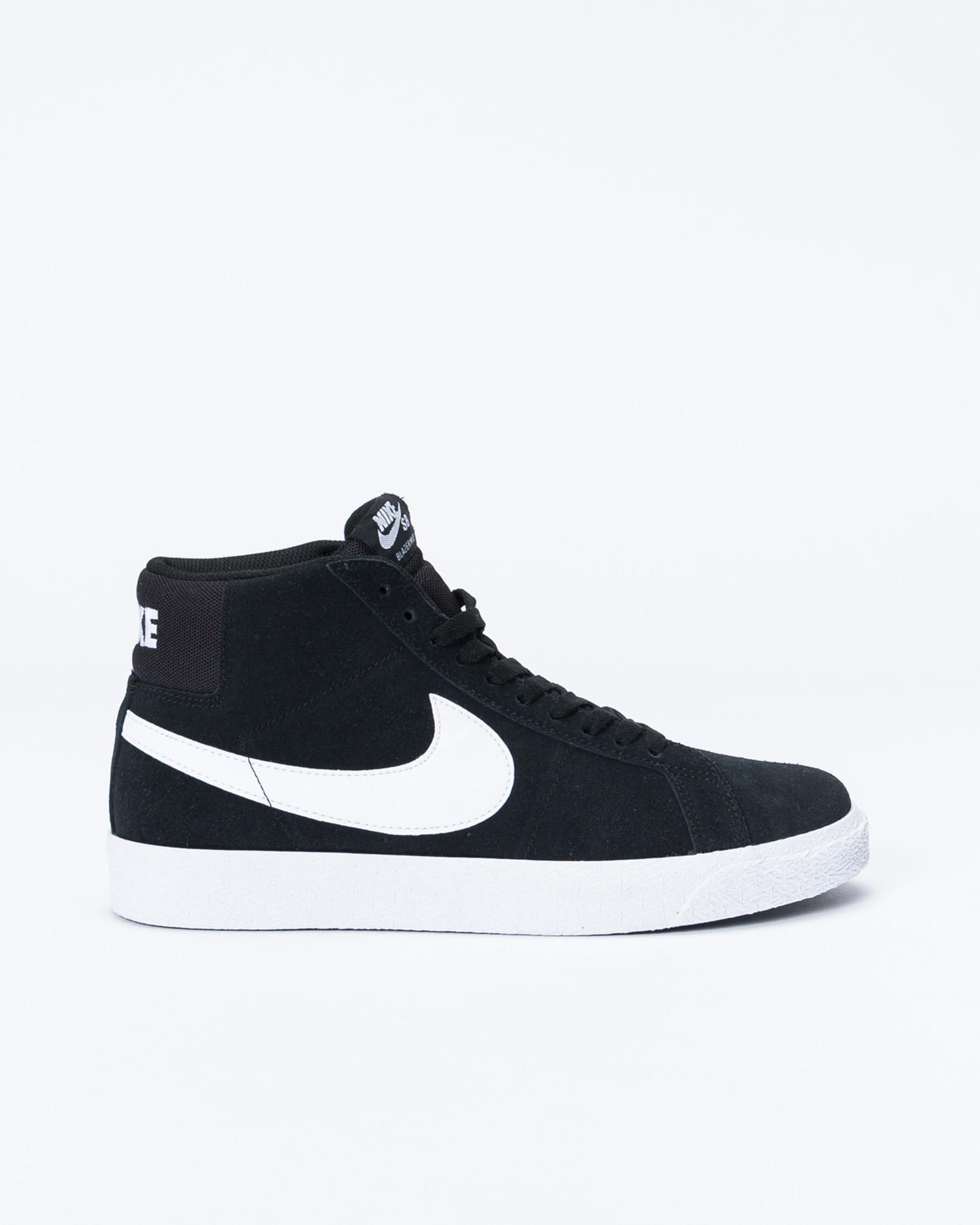 Nike SB Blazer Mid Black/White