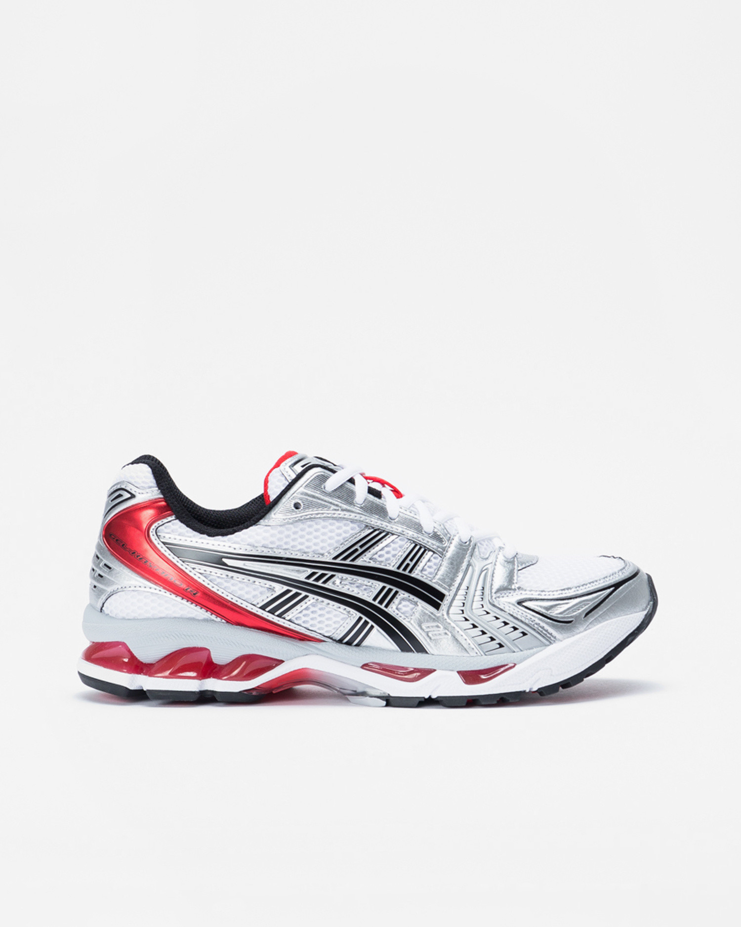 Asics Gel Kayano 14 White/Classic Red