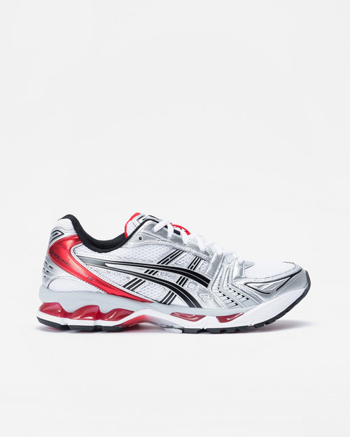 Asics Asics Gel Kayano 14 White/Classic Red