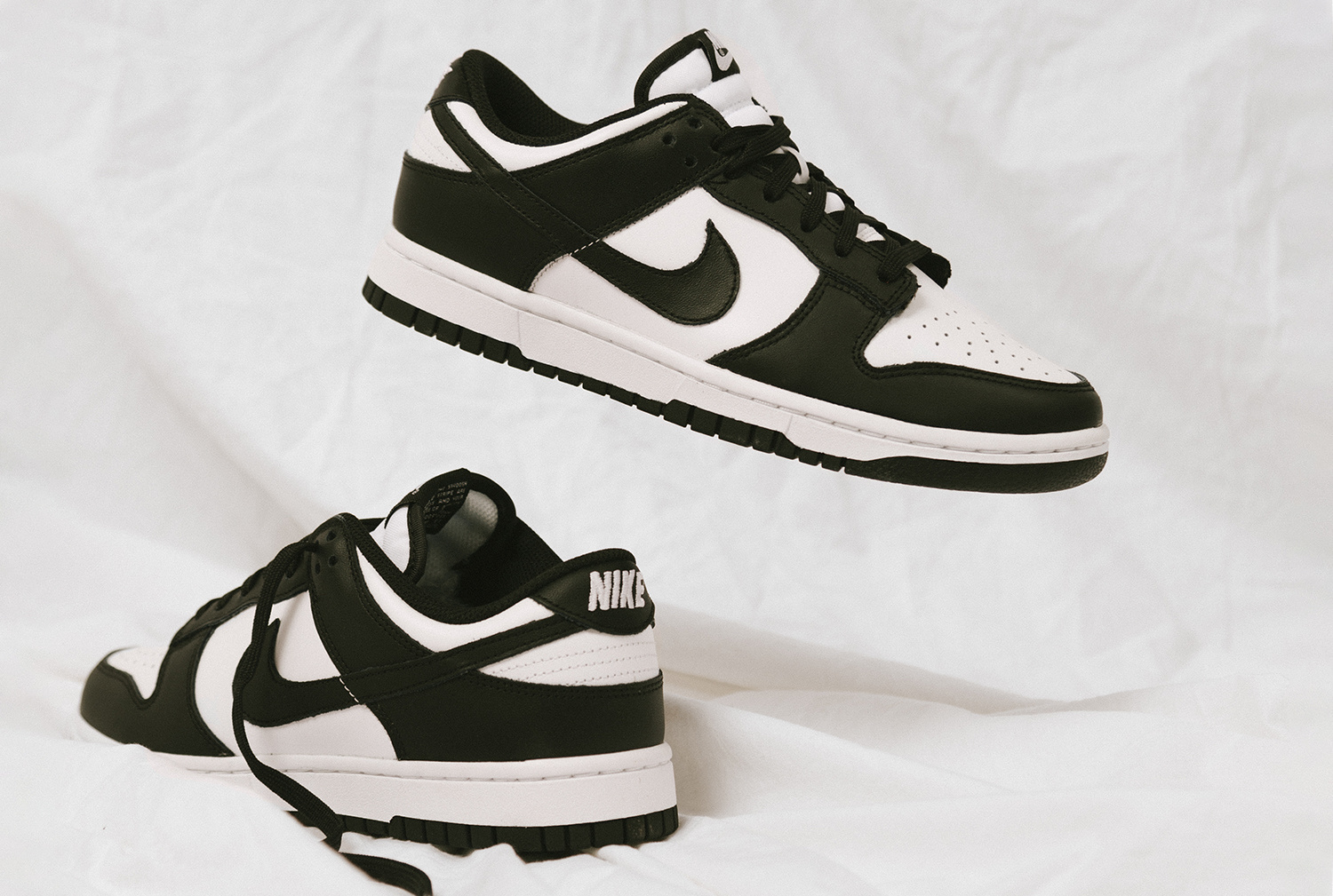 21.01.2021 - Nike Dunk Low Retro Black/White