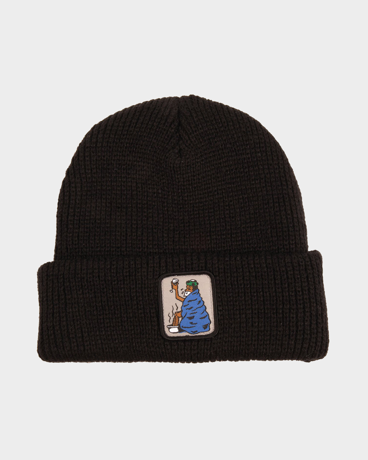 Passport Cold Out Beanie Black