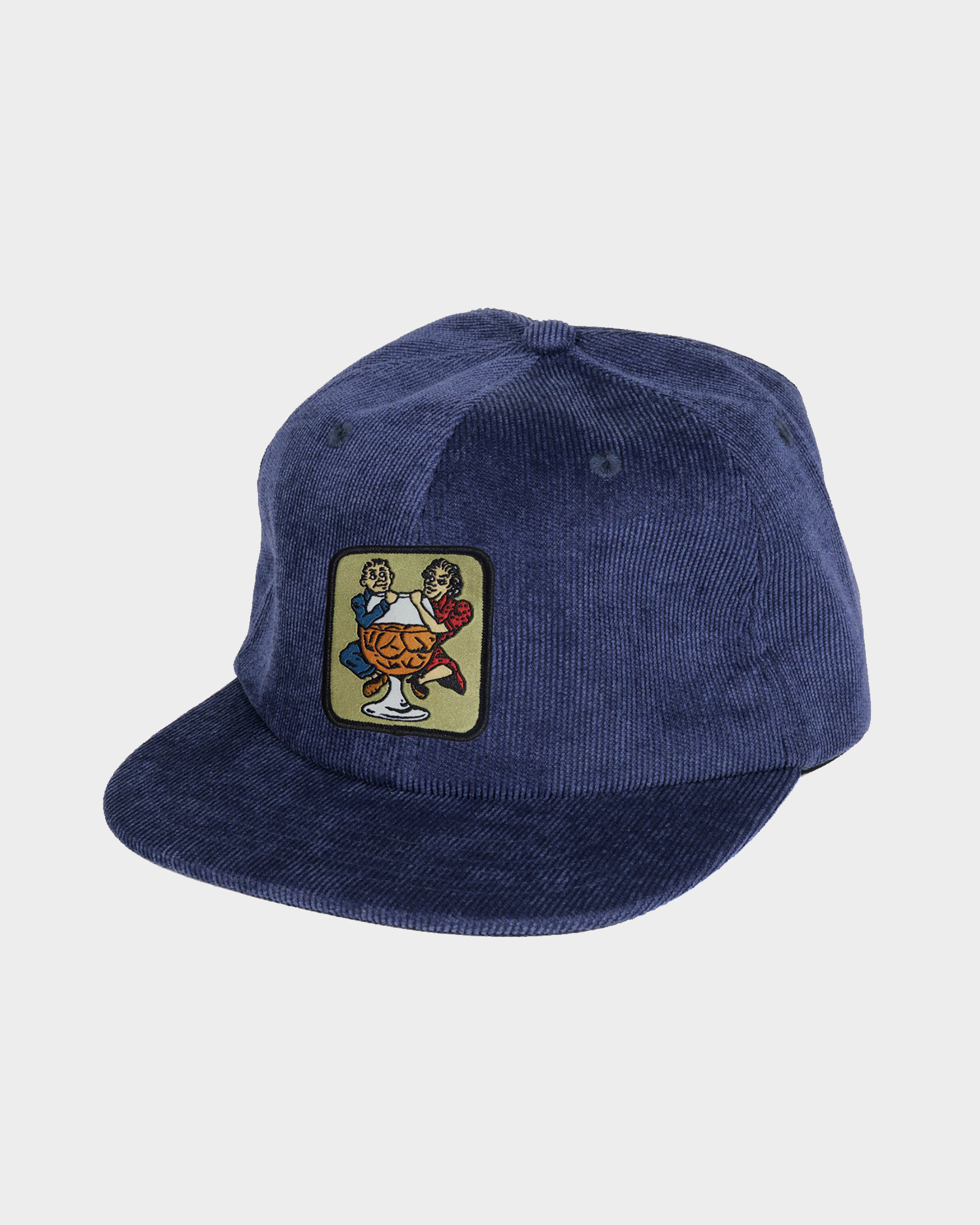 Passport With A Friend Cap Navy
