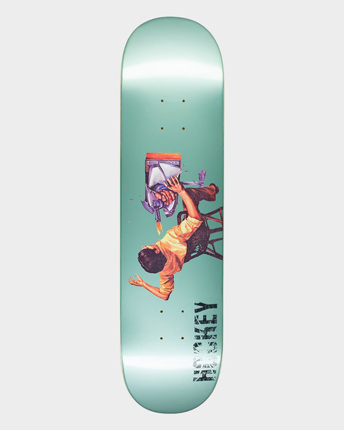 Hockey Hockey Ultraviolence Piscopo  Deck 8.38""
