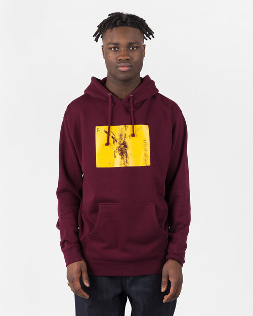 Former Former Systematic Hoodie Burgundy/Gold