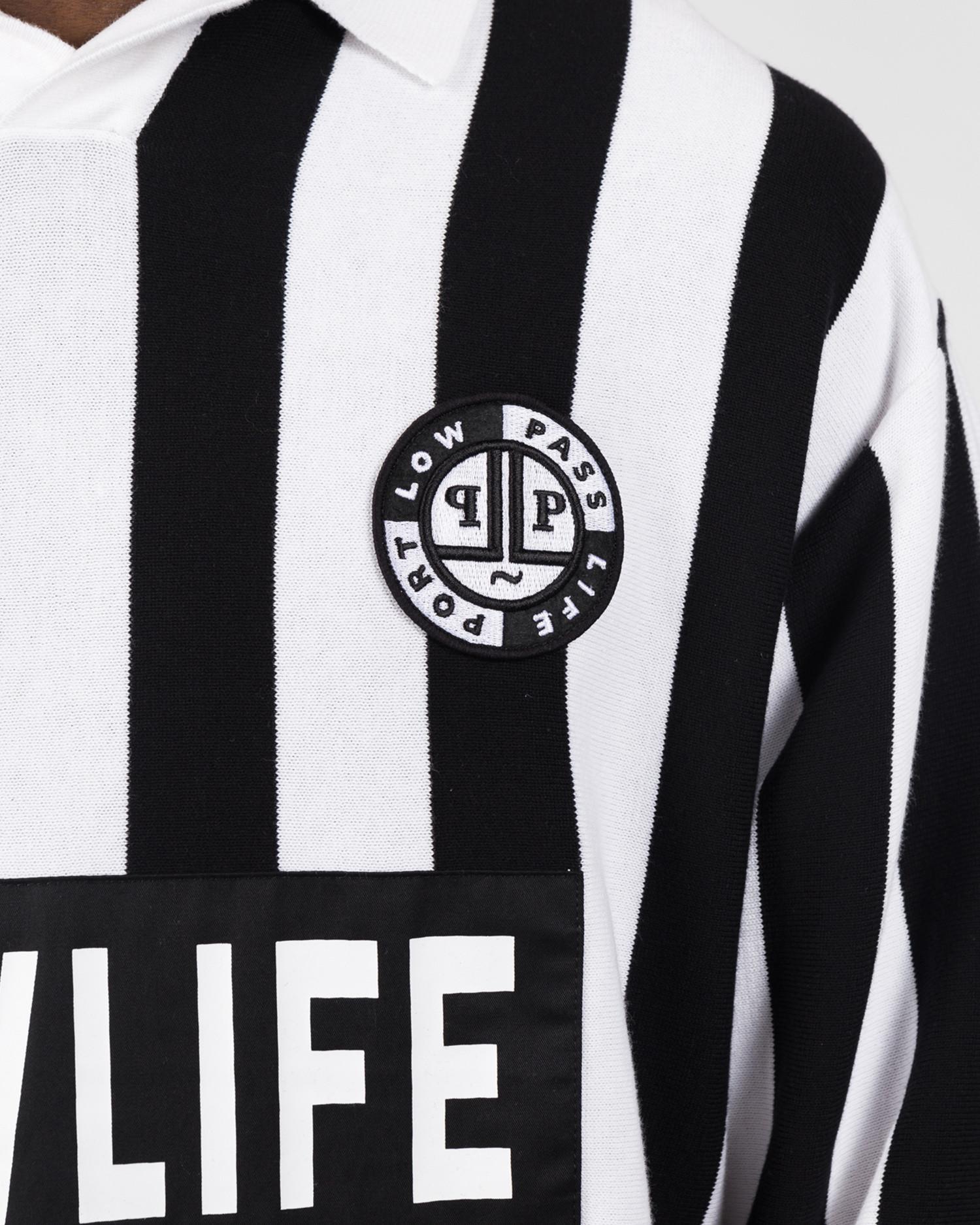 Passport FC Jersey Black/White