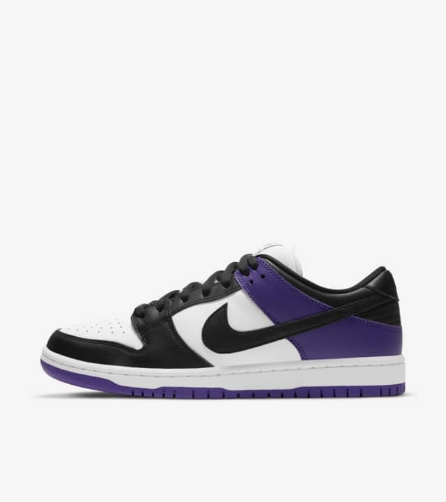 23.01.2021 - Nike SB Dunk Low Pro Court Purple