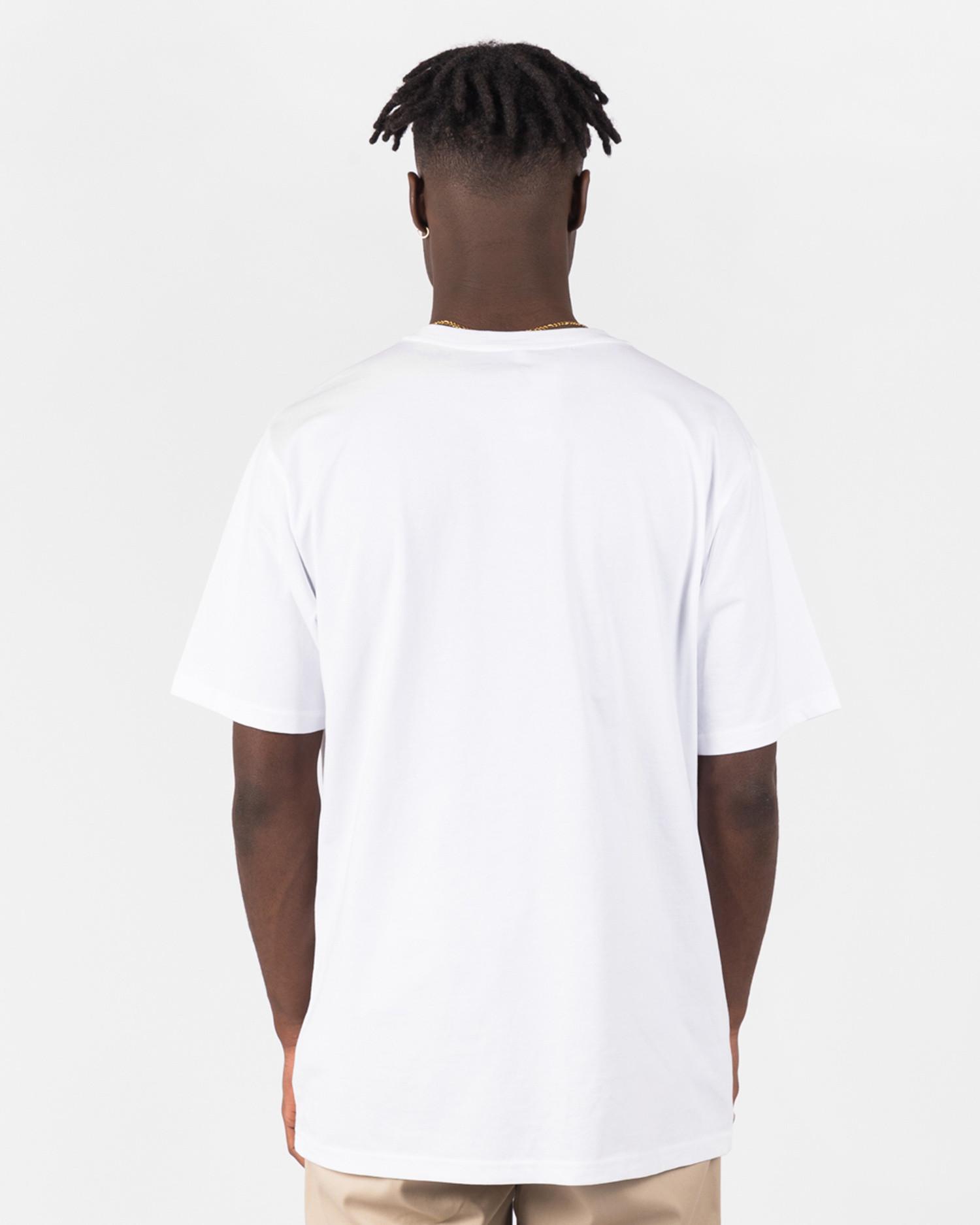 Lockwood Embroidery T-shirt White