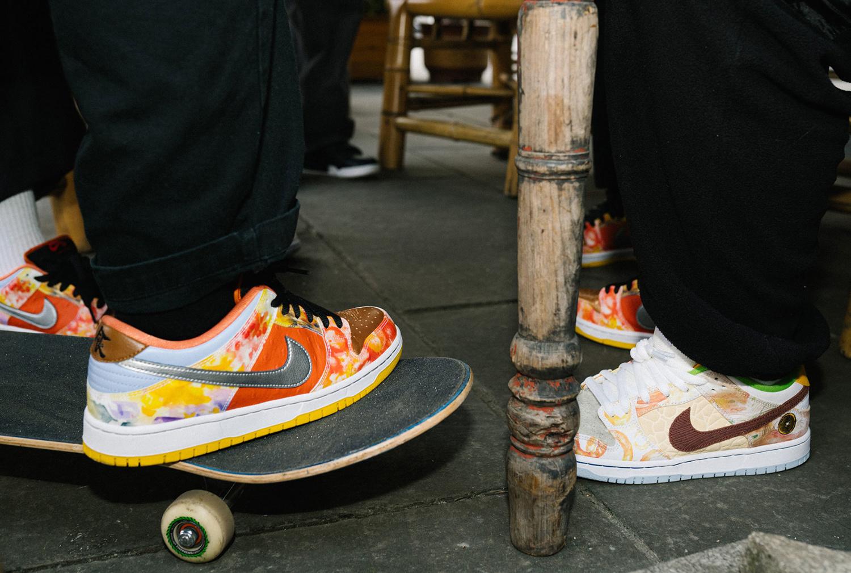 30.01.2021 - Nike SB Dunk Low Pro Street Hawker