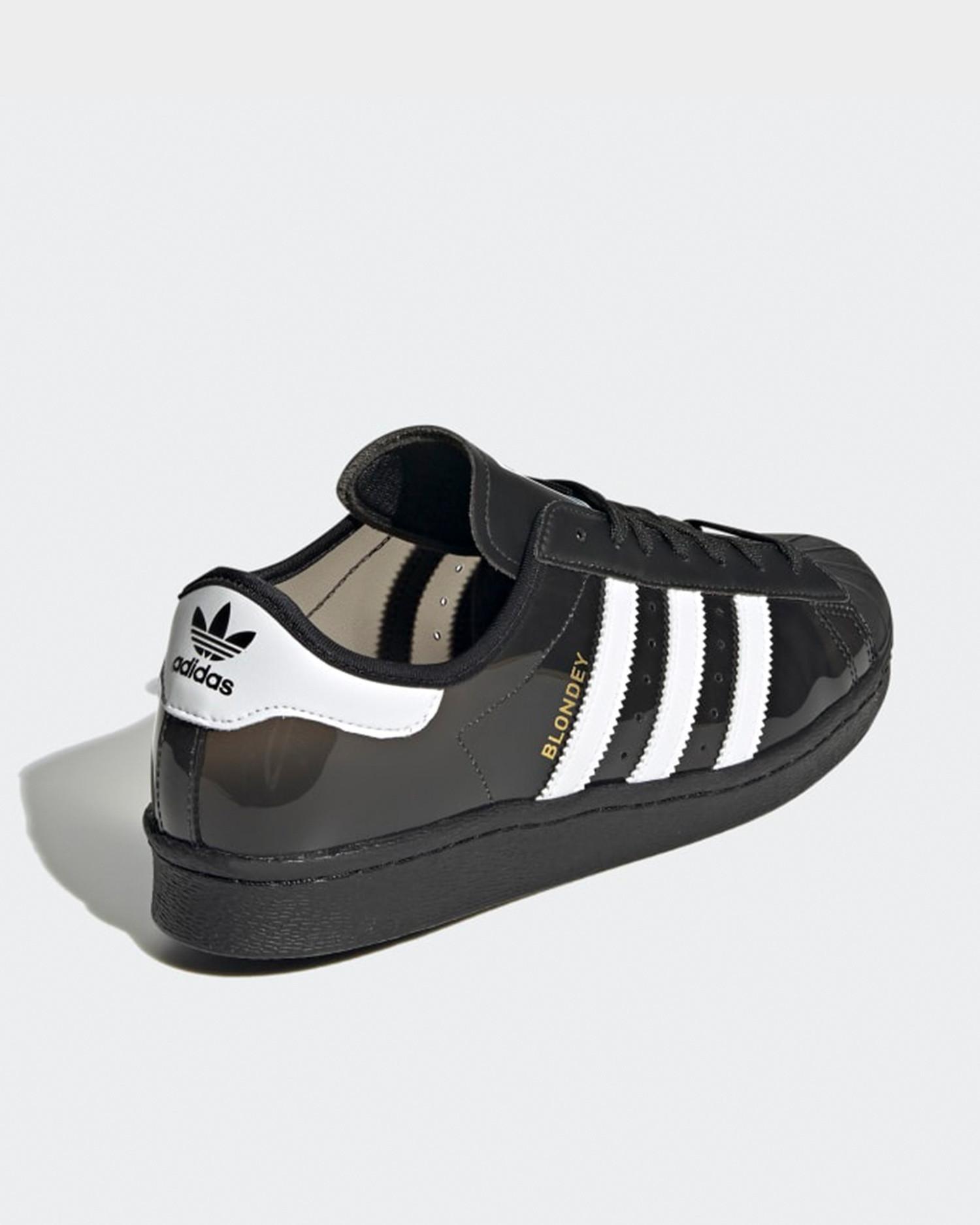 Adidas Blondey Superstar Cblack/Ftwhite/Cblack