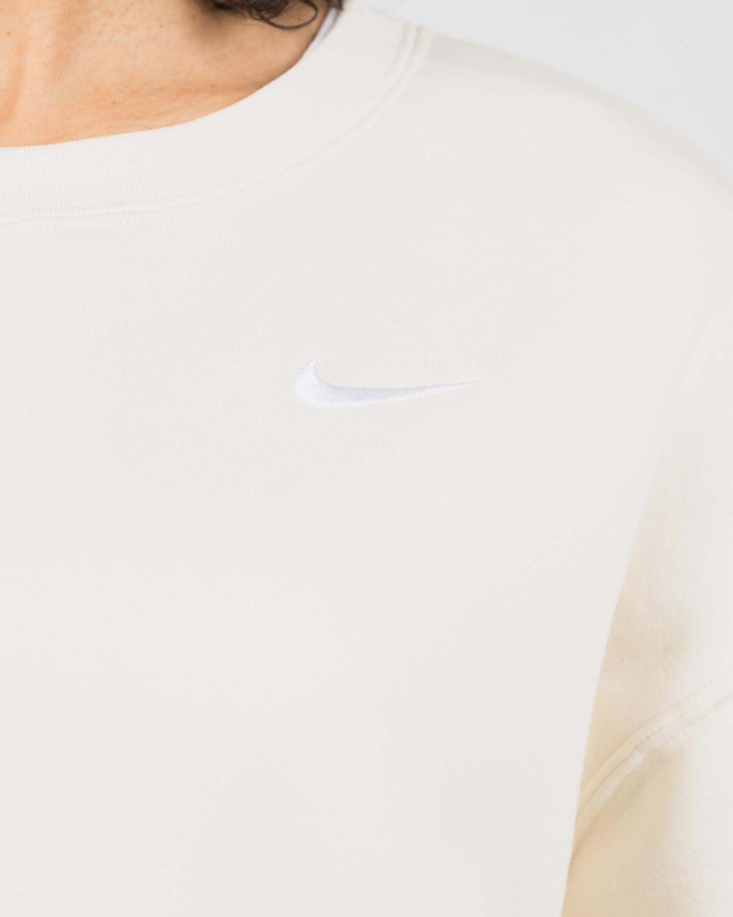 Nike Crewneck Coconut Milk/White