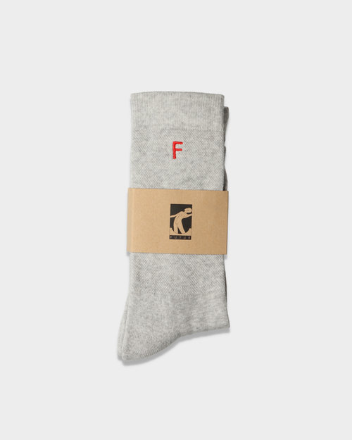 Futur Futur F Socks Heather Grey