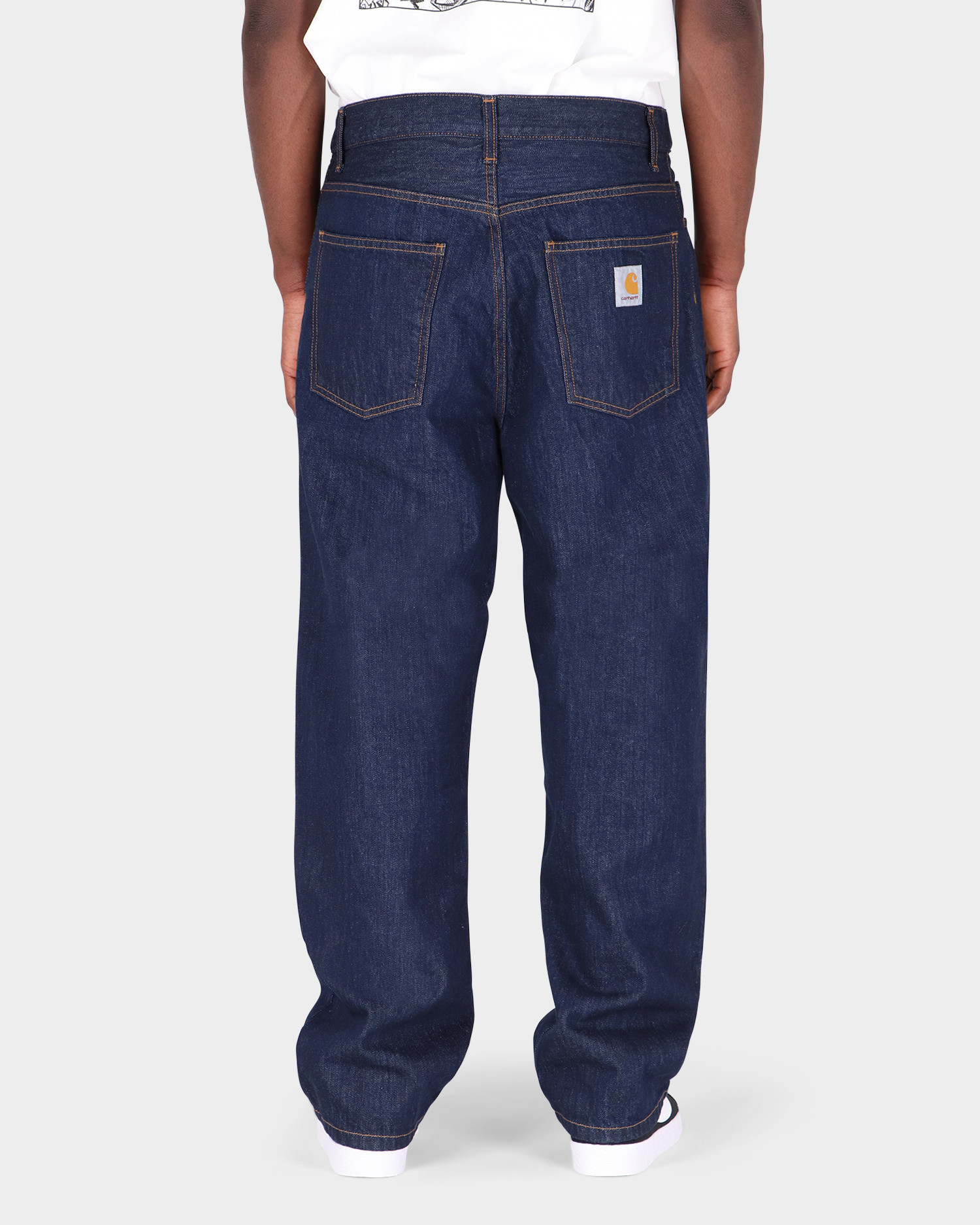 Carhartt Smith Pant Cotton Blue One Wash