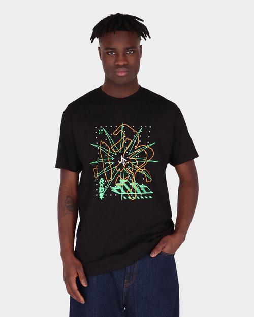 Evisen Evisen Tyrell T-shirt Black