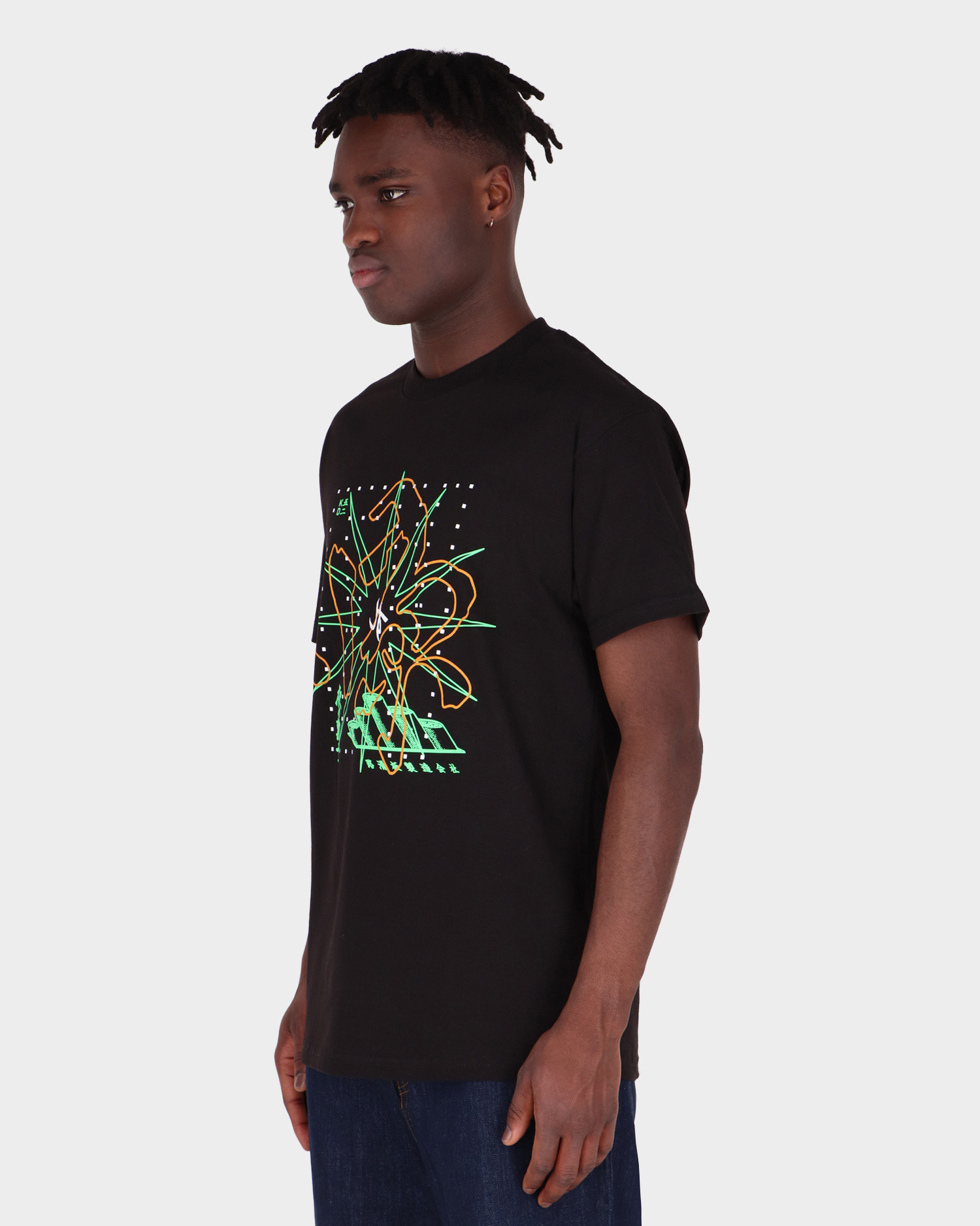 Evisen Tyrell T-shirt Black