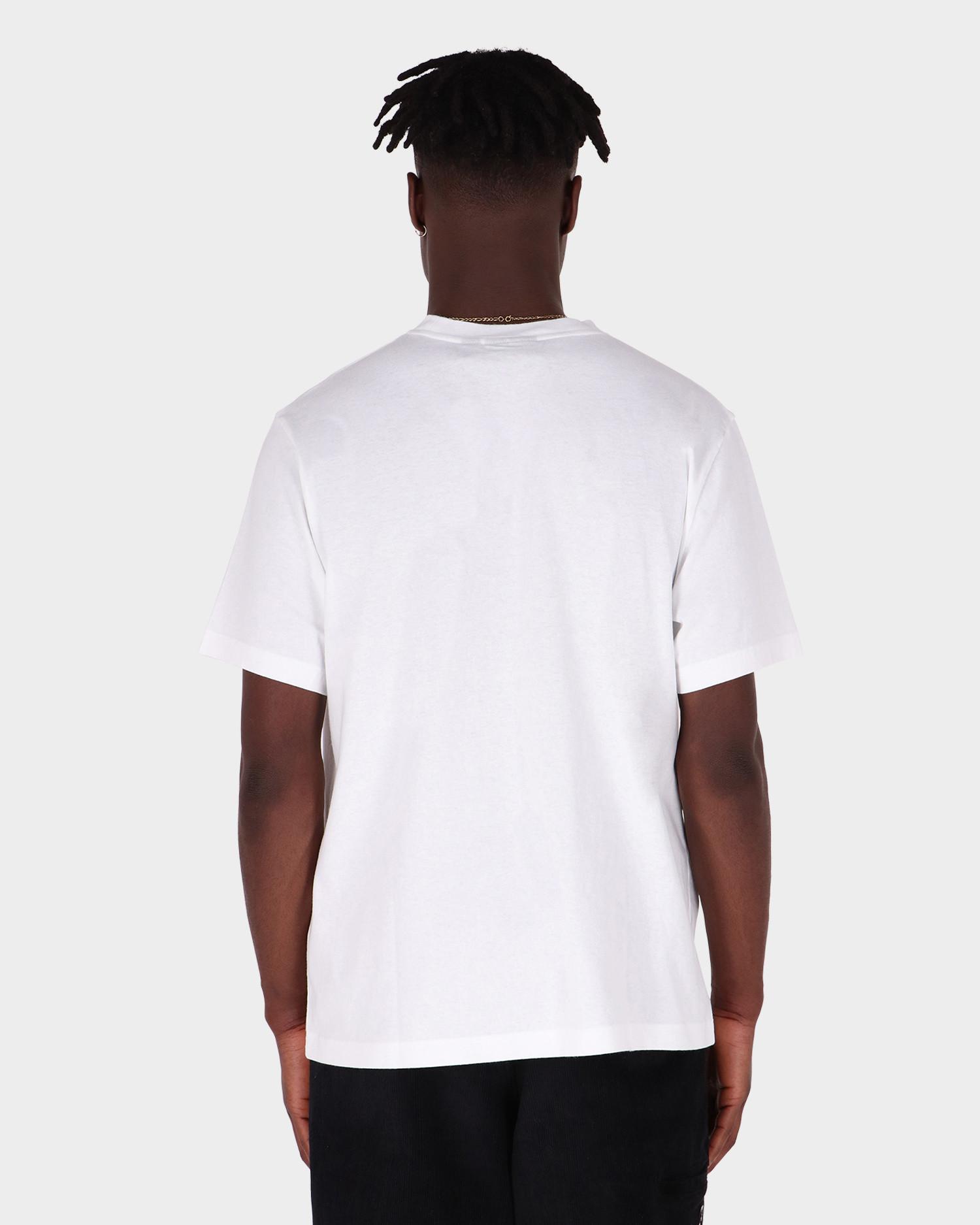 Parra Too Loud T-shirt White