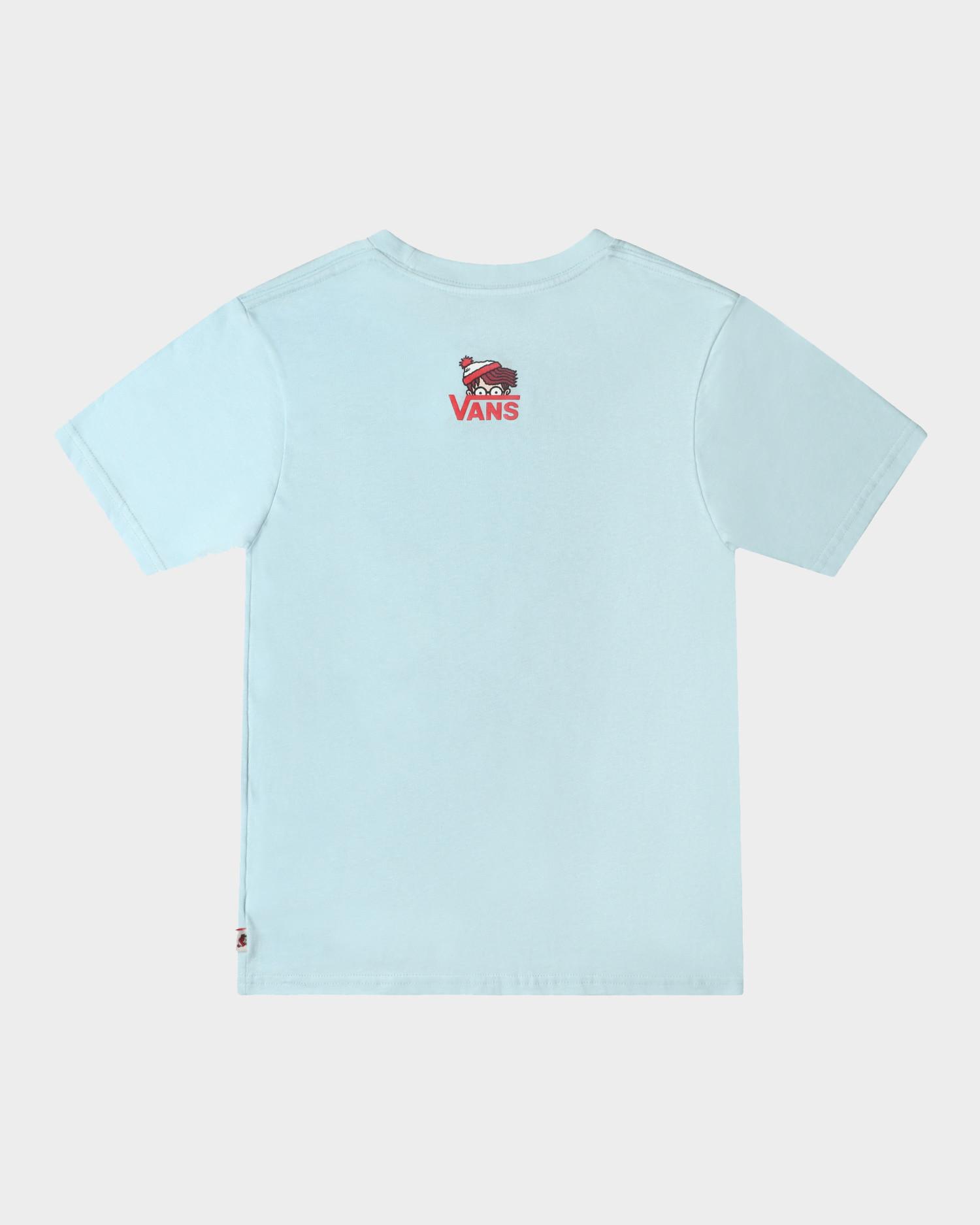 Vans X Where's Waldo T-shirt