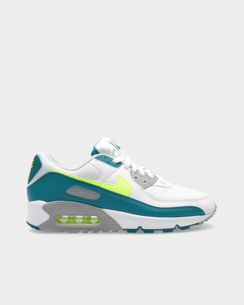 Nike Nike Air Max III White/hot lime-spruce-grey fog