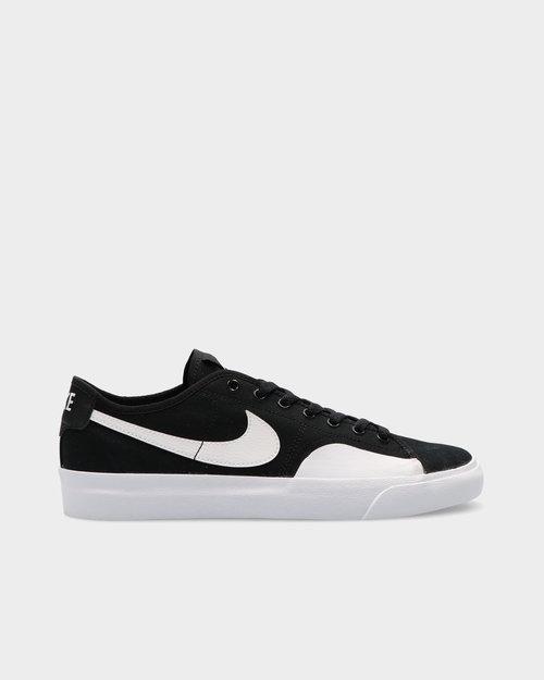 Nike Nike SB Blazer Court Black/White-Black Gum Light Brown