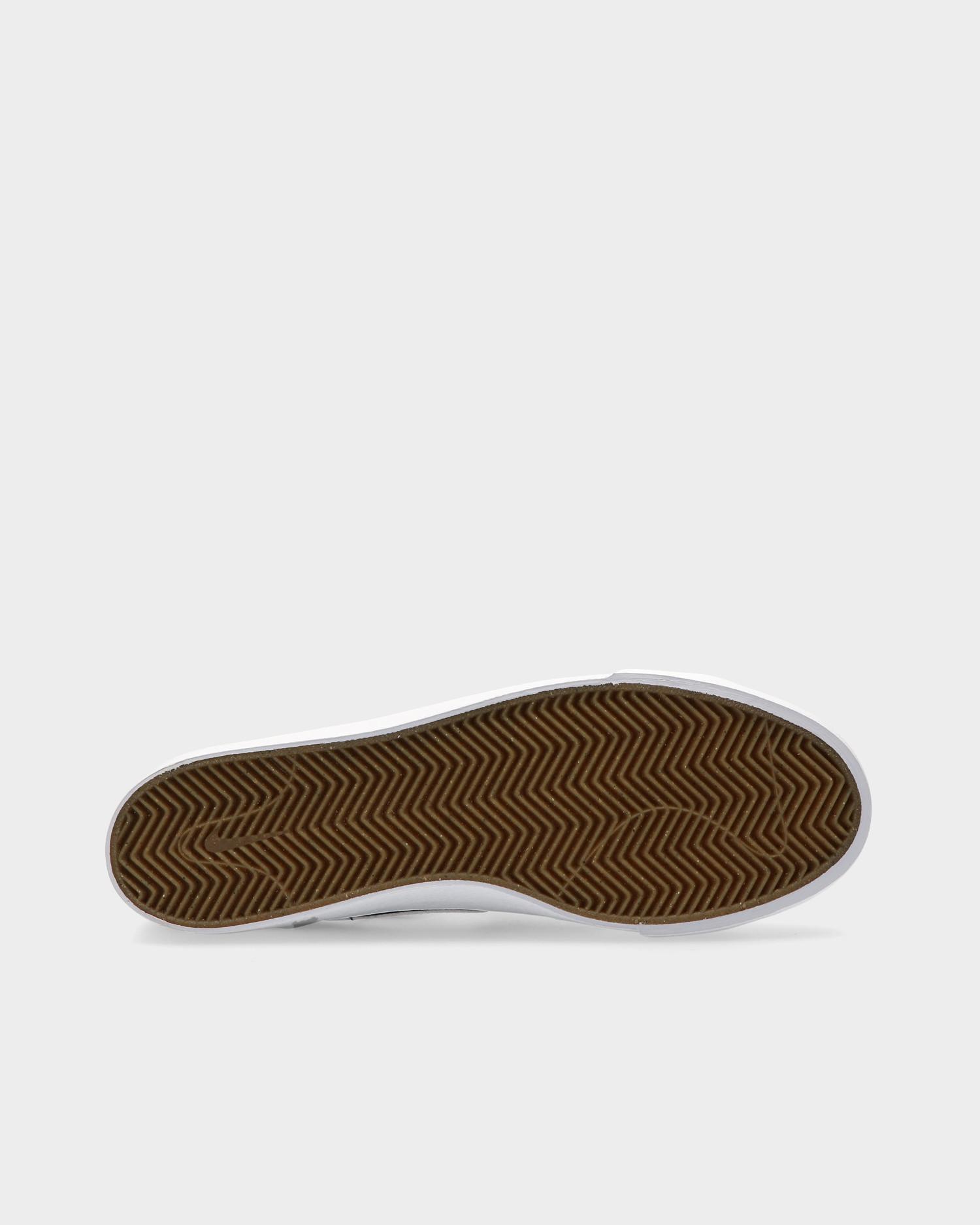 Nike SB Blazer Court Black/White-Black Gum Light Brown
