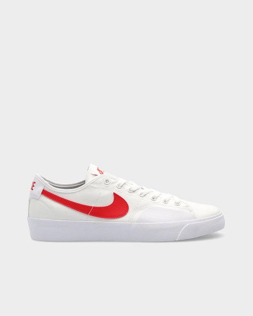 Nike Nike SB Blazer Court White/University Red-White-Black