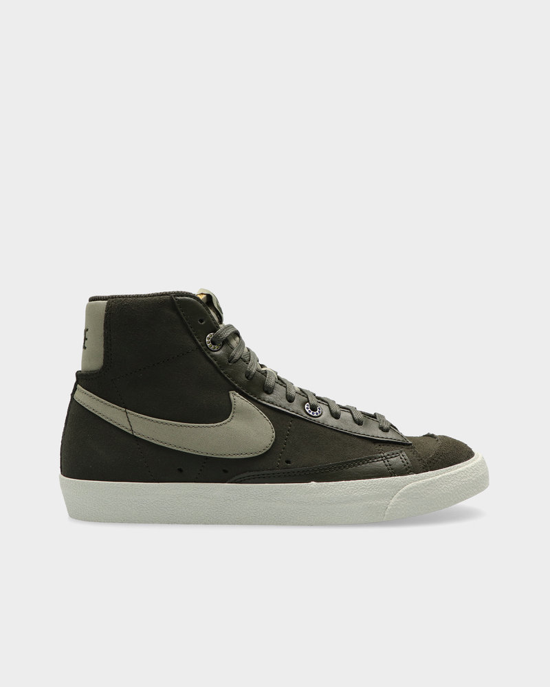 Nike Nike Wmns Blazer Mid'77 Sequoia/light army-light silver