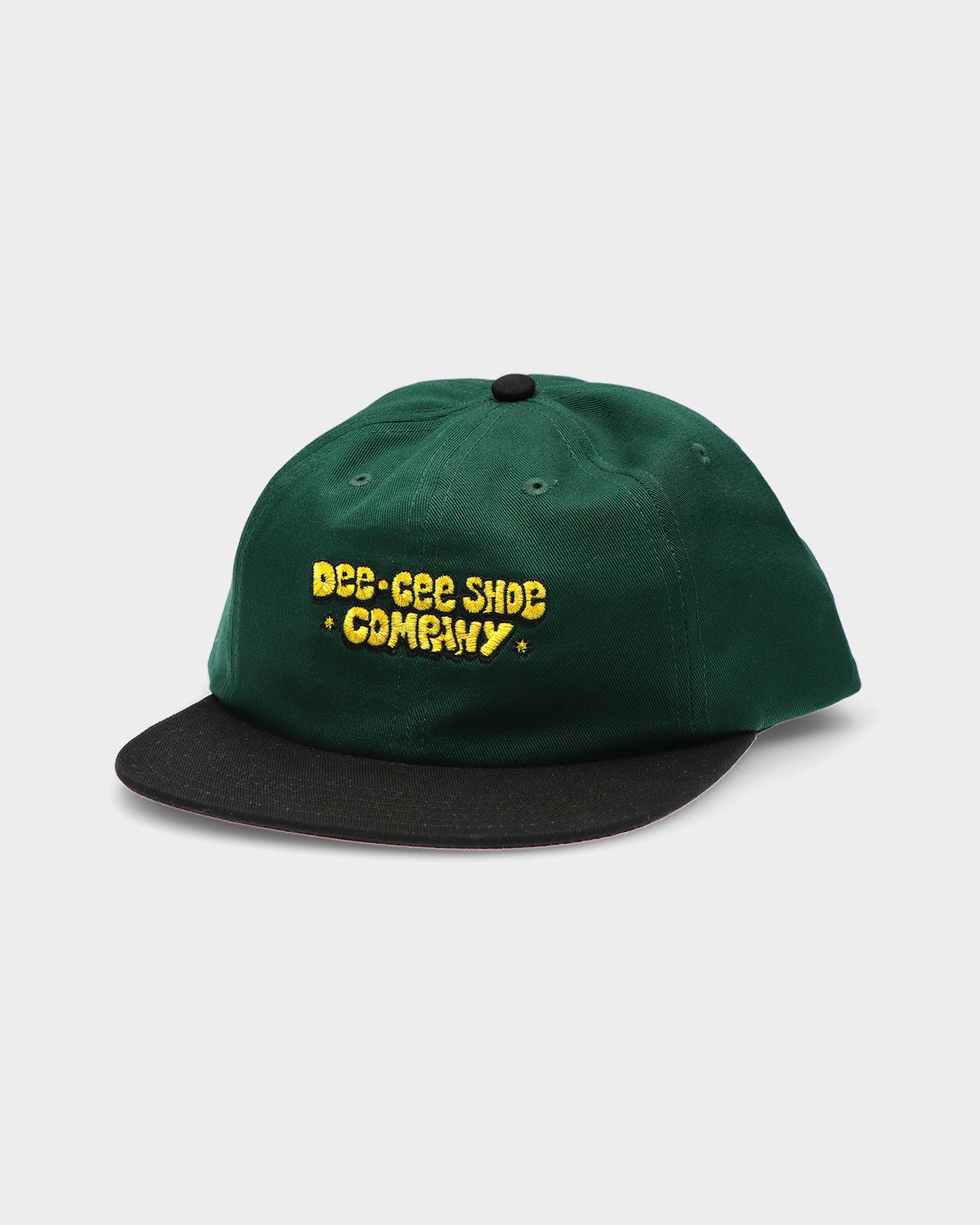 DC Cap Green/Gold