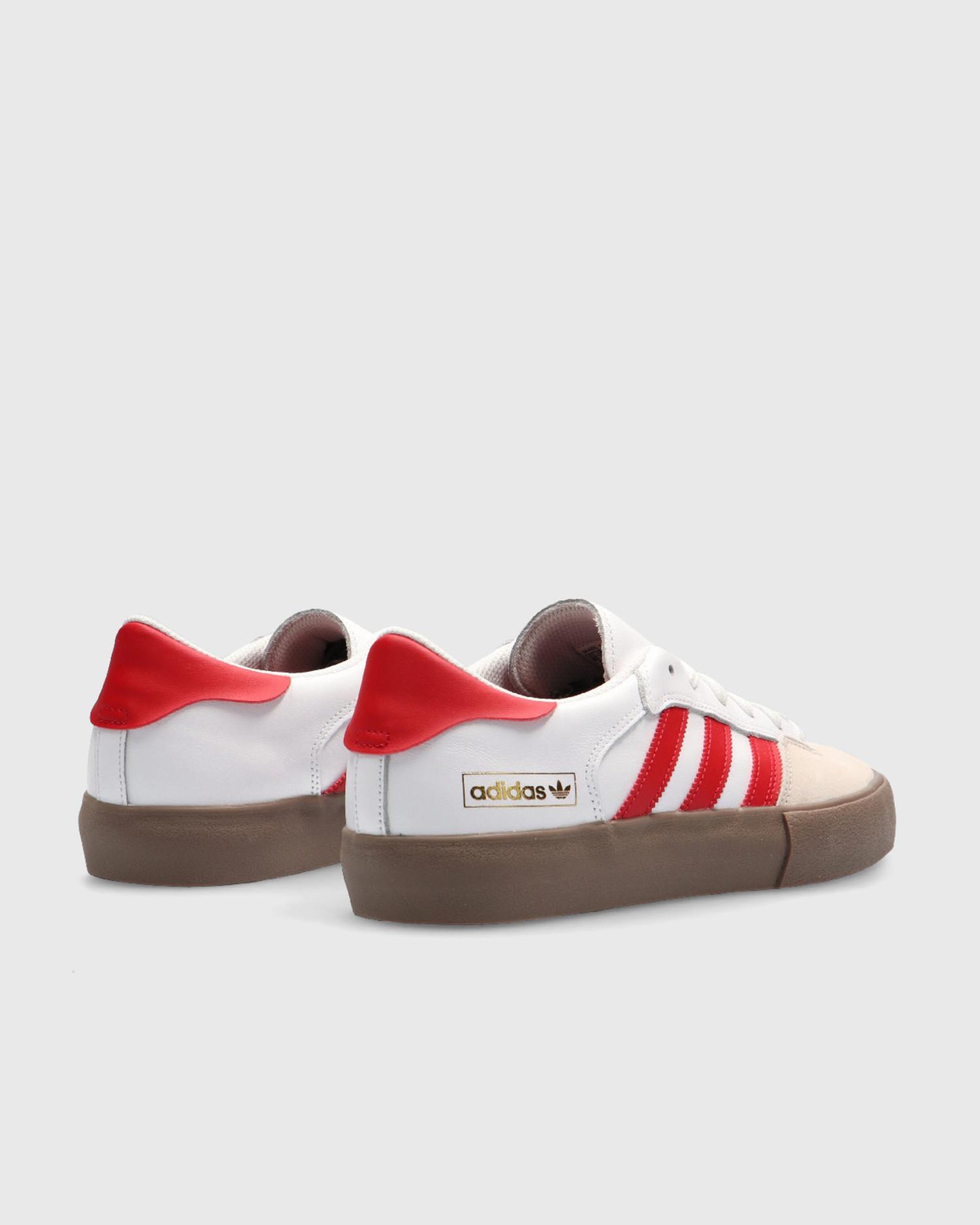 Adidas Matchbreak Super FtwWht/PowRed/Gum