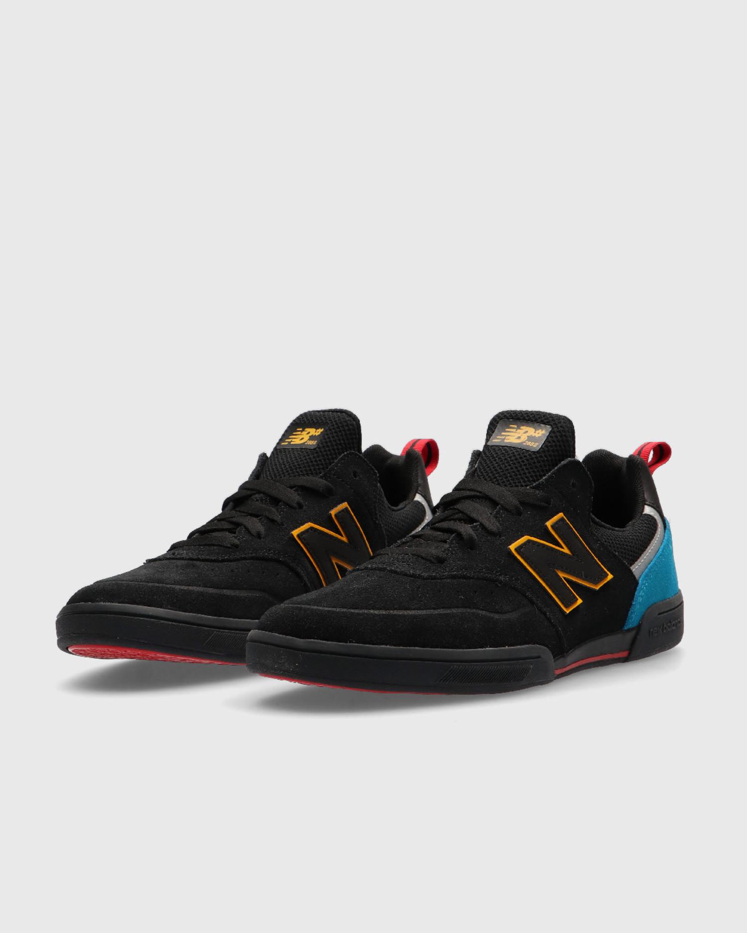 New Balance NM288 Black/Water Yellow