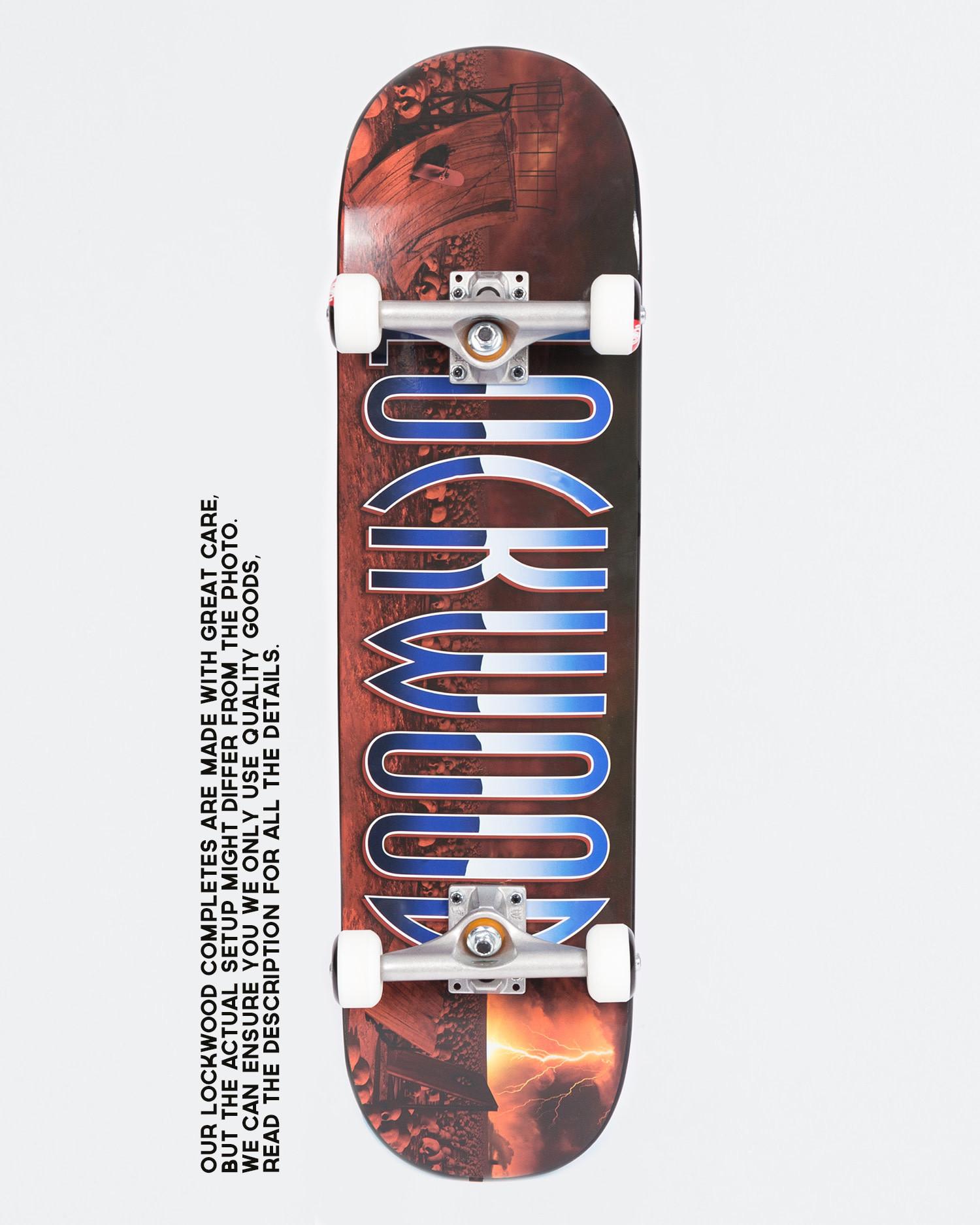 Lockwood Thunderwood Complete