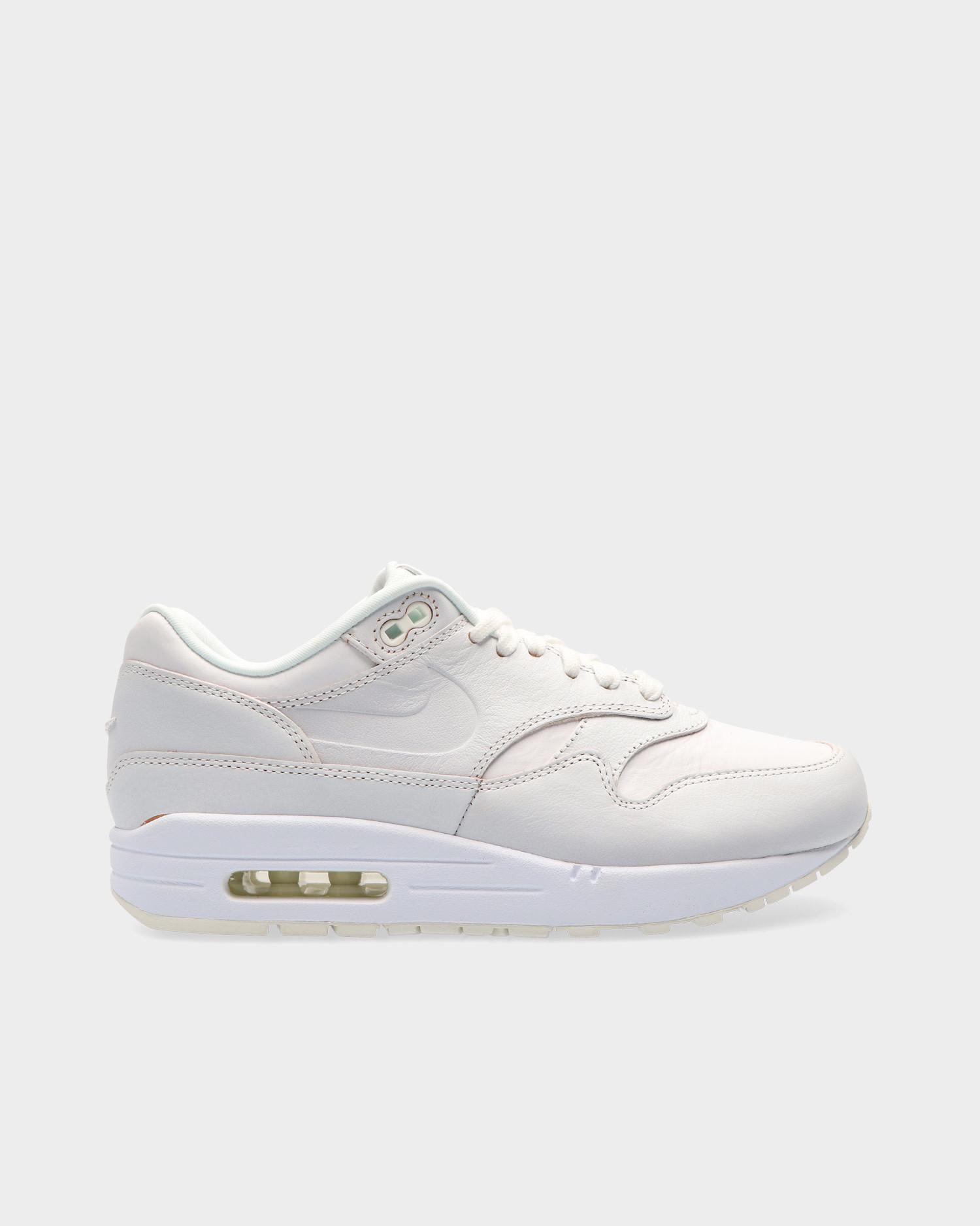 "Nike Air Max 1 ""TAWNY"" Summit White/Summit White-Sail-Tawny"
